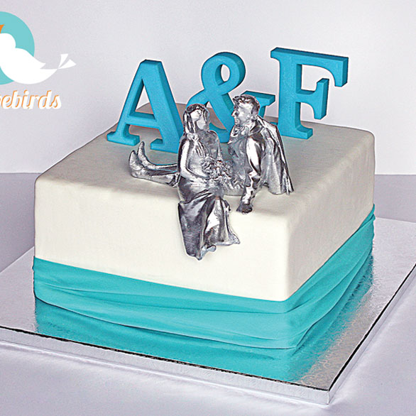 Custom Letters to go with you Cake Topper